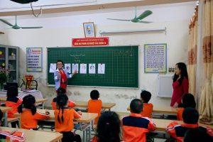Tổ chức thành công chuyên đề môn Tiếng Anh cấp Quận