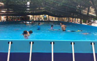 Thông báo lịch bơi mùa hè 2019