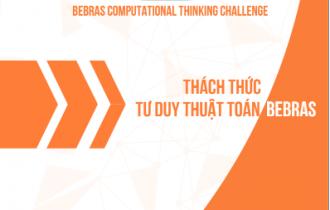 Tham gia dự kỳ thi Thách thức tư duy thuật toán Bebras 2020